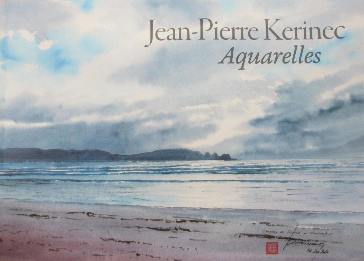 Aquarelles de jean pierre kerinec for Agence paysage bretagne